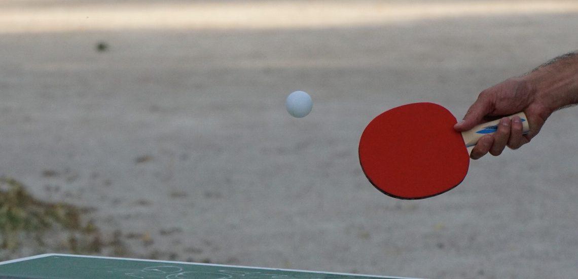 Favoritensieg beim Tischtennis